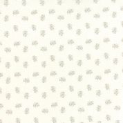 Moda Whitewashed Cottage by 3 Sisters - 3762 - Ivory Small Floral - 44068 21 - Cotton Fabric